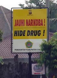Hide Drug